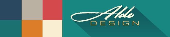 AldoDesign Banner Logo