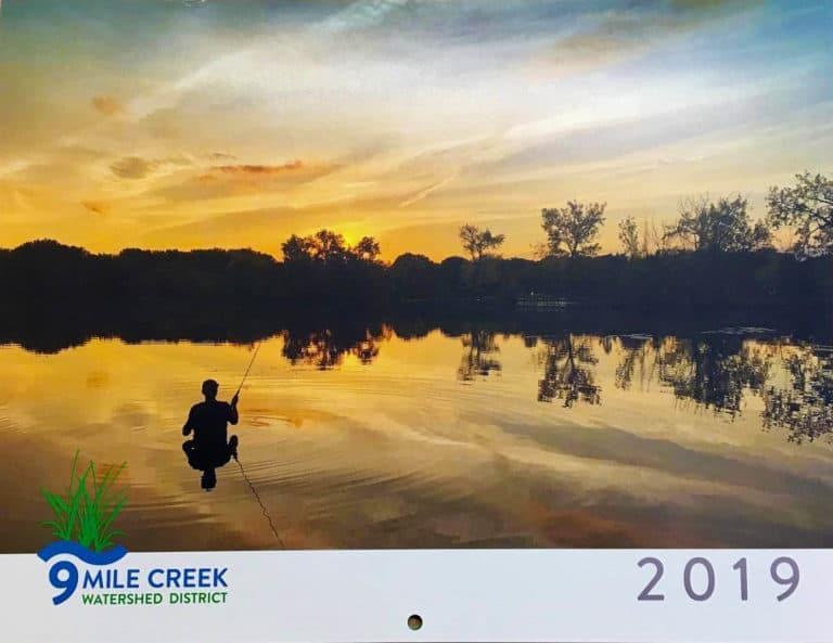 Nine Mile Creek Calendar Cover
